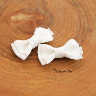 Белые банты на 1 сентября — в интернет-магазине Clubzakolka