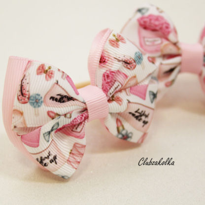 Банты классические Розовые мечты— в интернет-магазине Clubzakolka